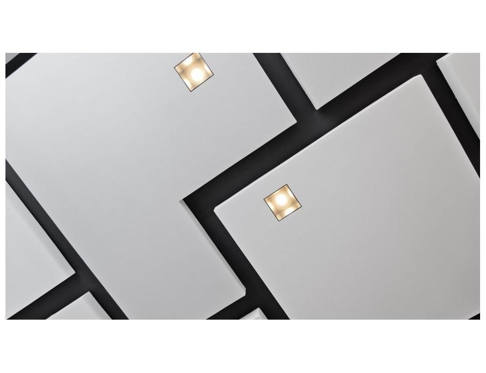 Un plafond en « Tetris » grâce à Rockfon® Mono® Acoustic