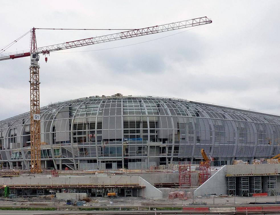 Affaire du Grand Stade: nouvelle mise en examen