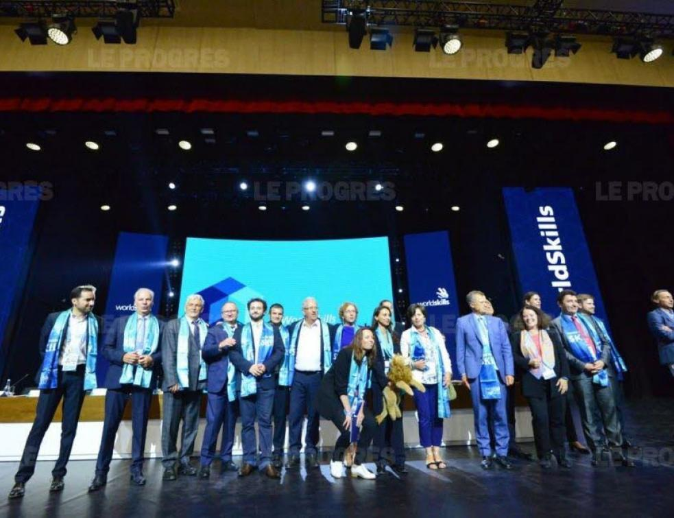 La France accueillera la compétition internationale Worldskills en 2023