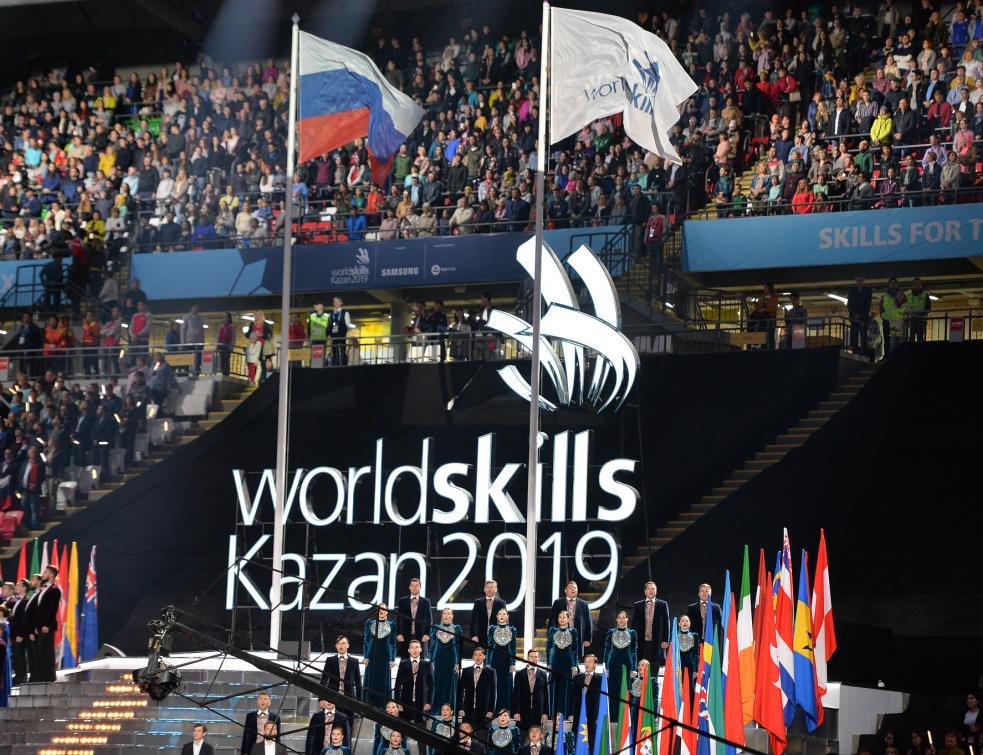Worldskills : L'équipe de France des métiers obtient 8 médailles dans le BTP