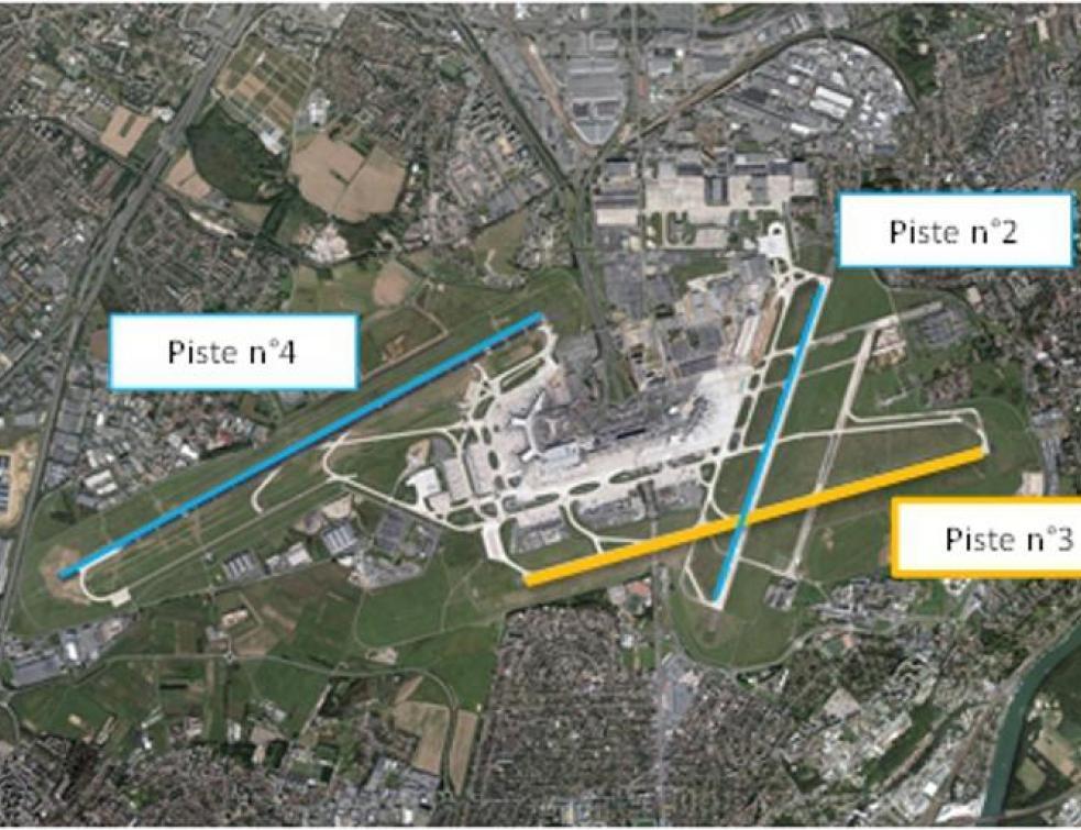 La piste 3 d'Orly sera reconstruite pour 120 millions d'euros