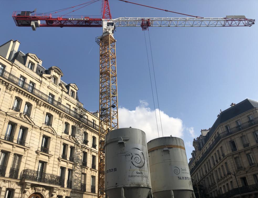 Griveaux, élu, suspendrait les travaux à Paris jusqu'à fin 2020