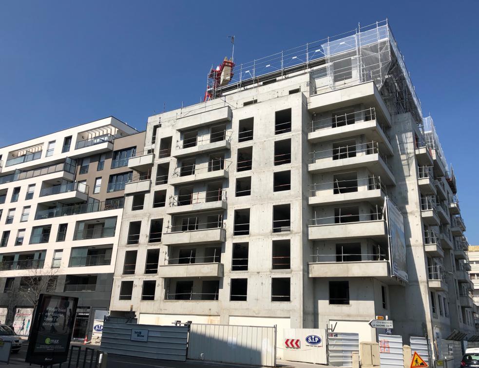La baisse des ventes de logements s'accentue chez les promoteurs français