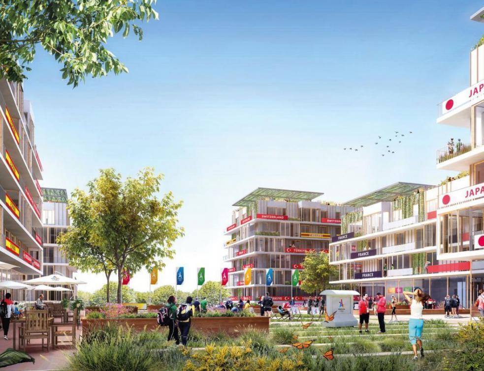 Village olympique: Gecina et une filiale de BNP Paribas déclarent forfait