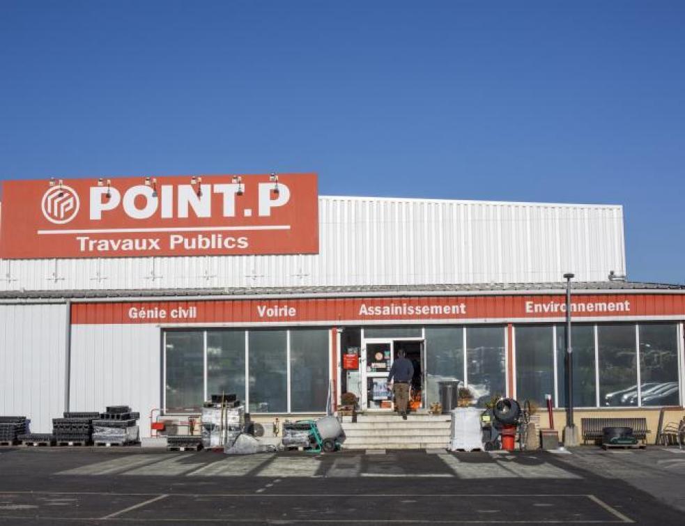 La cession de Point.P TP à Frans Bonhomme est officielle