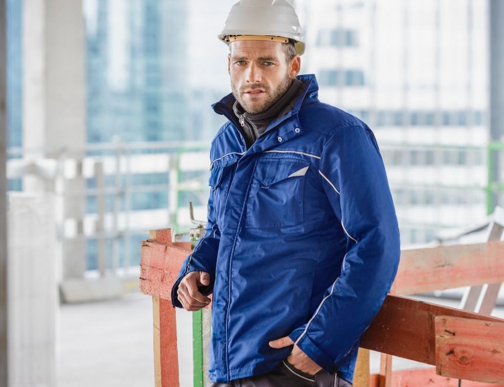 Des vêtements de travail pour l'automne et l'hiver