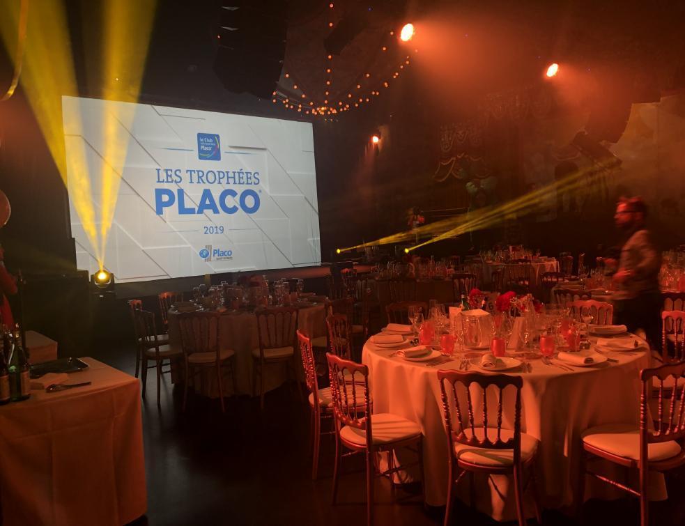 Trophées Placo 2019  : 5 entreprises du plâtre et des ouvrages d'exception distingués