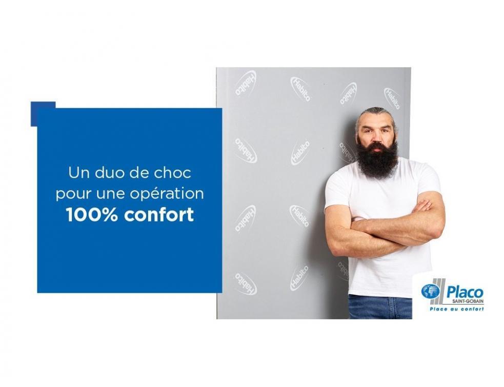 Placo® lance son opération « confort » du 20 septembre au 20 novembre 2019