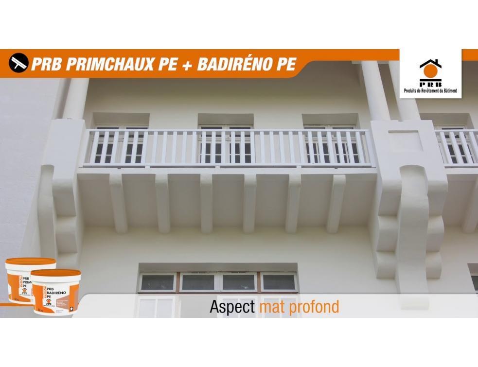 PRB PRIMCHAUX PE & PRB BADIRÉNO PE