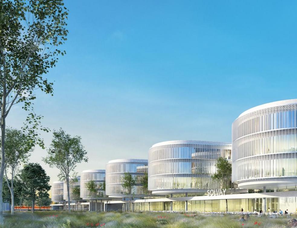 Solvay abandonne son projet de nouveau centre de R&D à Lyon