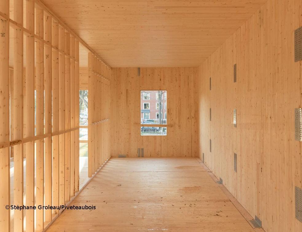Batimat : de belles perspectives pour la construction bois