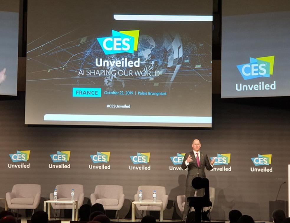 CES 2020 : l'Intelligence Artificielle arrive