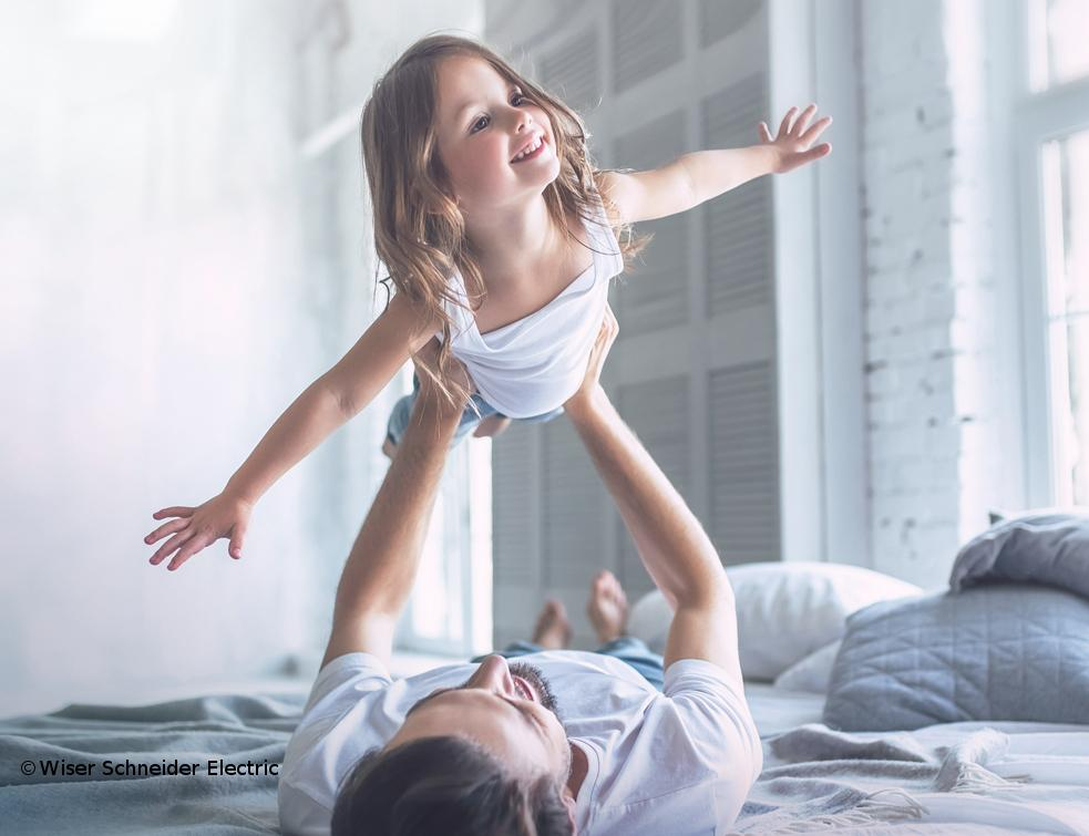 Maison connectée : Schneider Electric offre confort et bien-être avec Wiser