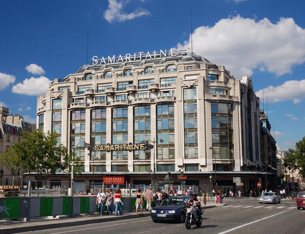 Fermée en 2005, La Samaritaine renaîtra en avril après des travaux colossaux