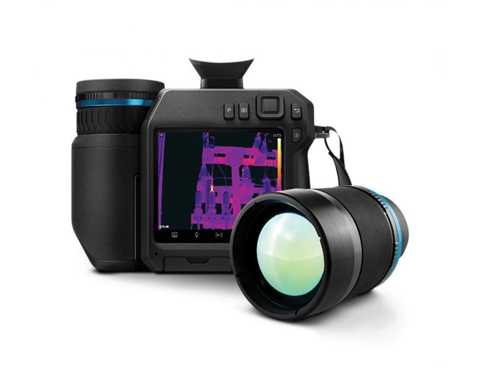 La nouvelle caméra thermique FLIR T860 Gamme EXPERT