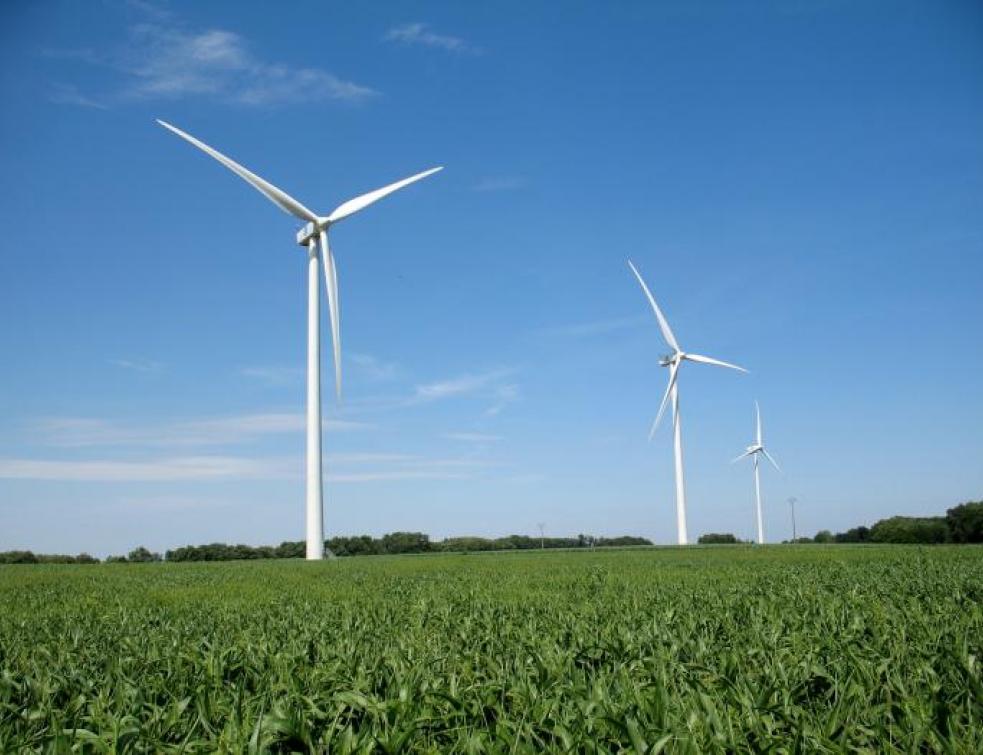 EDF veut booster l'éolien et le solaire en France