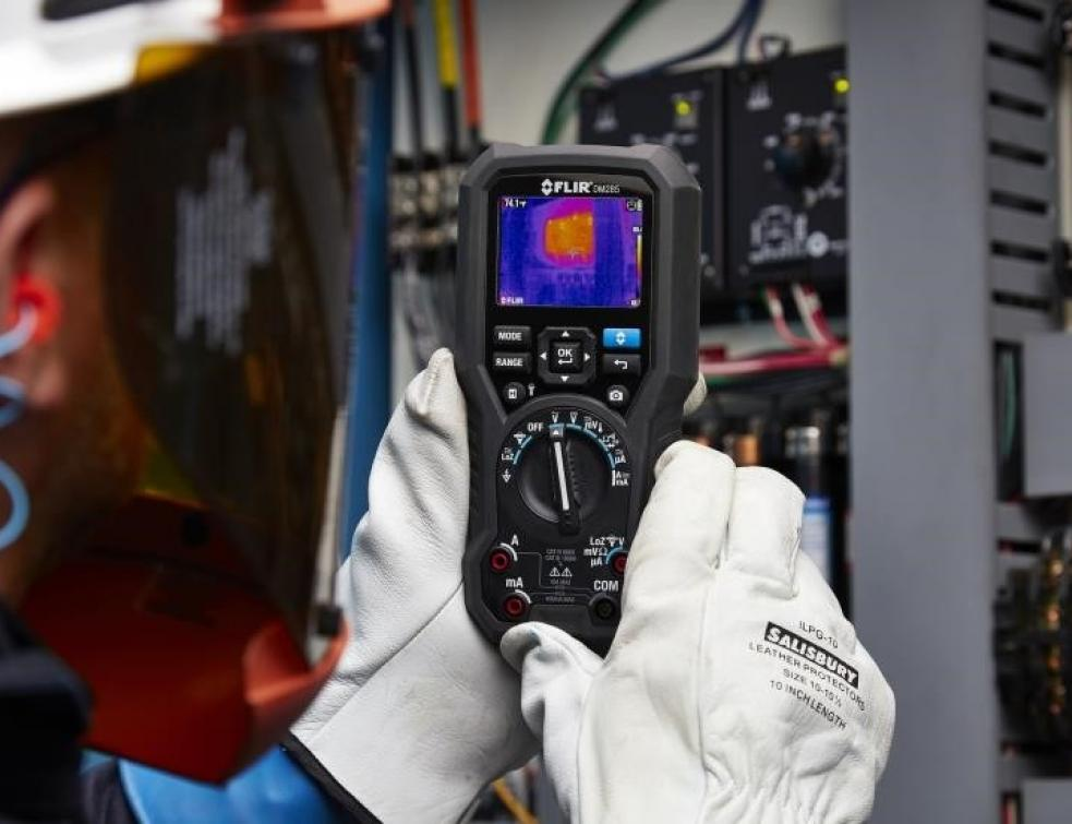 Raisons pour lesquelles les dispositifs de thermographie conviennent aux électriciens