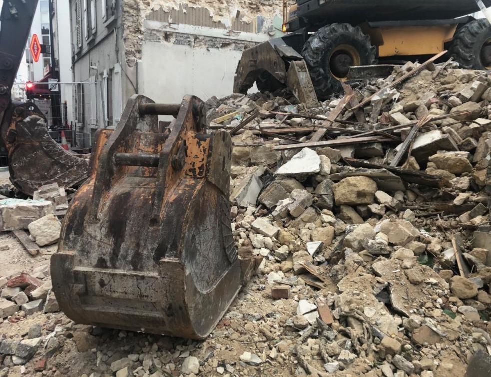 Un bâtiment qui gêne le passage n'est pas voué à la démolition systématique