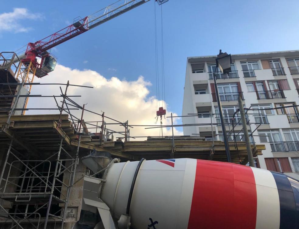 Une année de transition pour les produits de construction en 2020