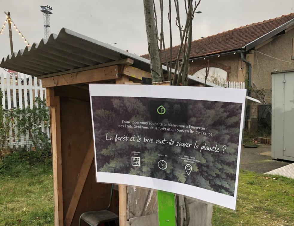 Comment massifier la construction bois en Ile-de-France