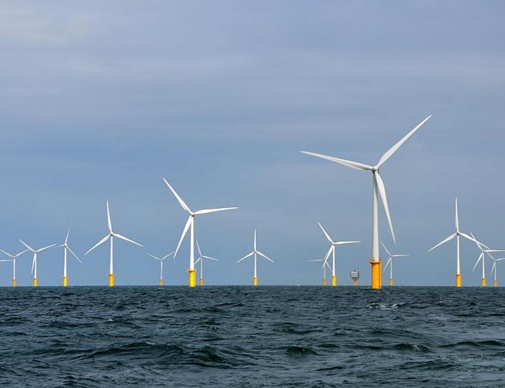 Renouvelables : le vent dépasse le soleil en 2019