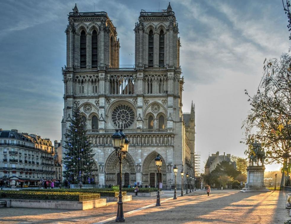 Notre-Dame : Georgelin maintient le cap d'une réouverture en 5 ans