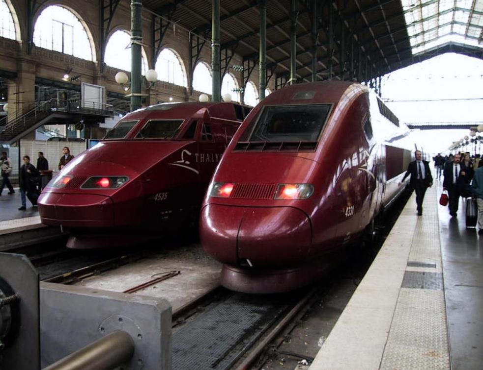 Villani veut transférer les trafics Eurostar et Thalys à Saint-Denis
