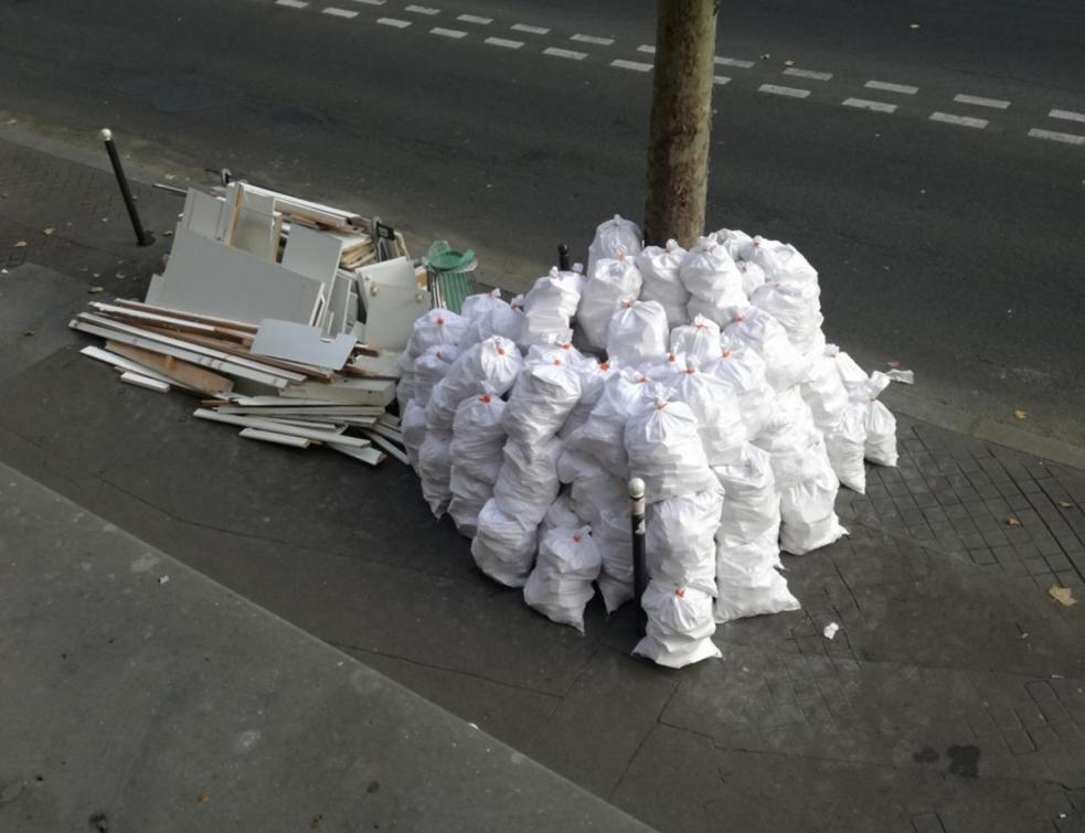 Comment enlever les déchets des travaux en rénovation urbaine ?