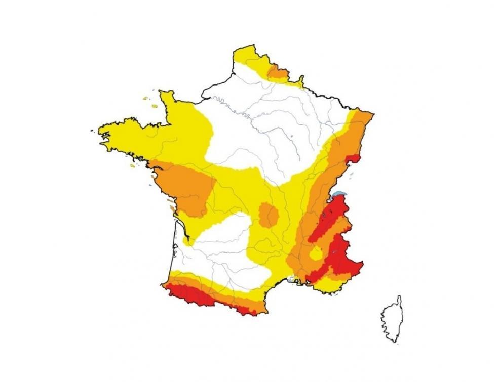 Point sur le risque sismique en France