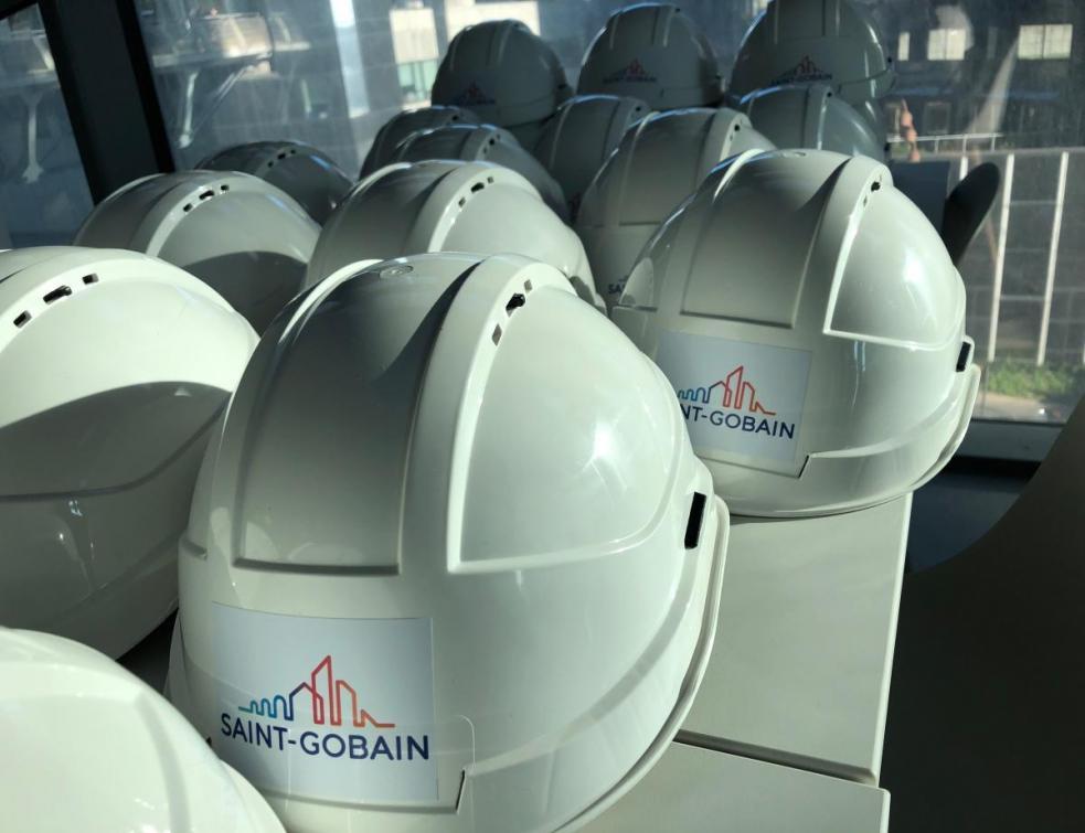 Saint-Gobain fait le point sur les mesures prises pour s'adapter à la pandémie
