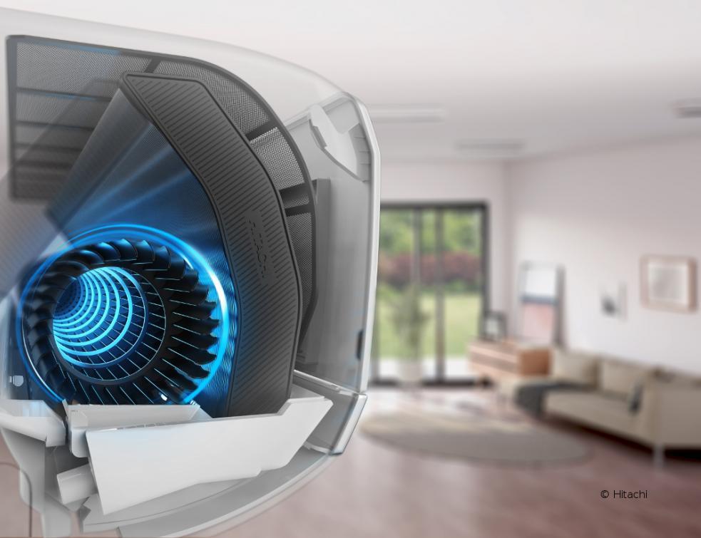 Une meilleure qualité de l'air, grâce à la technologie innovante FrostWash