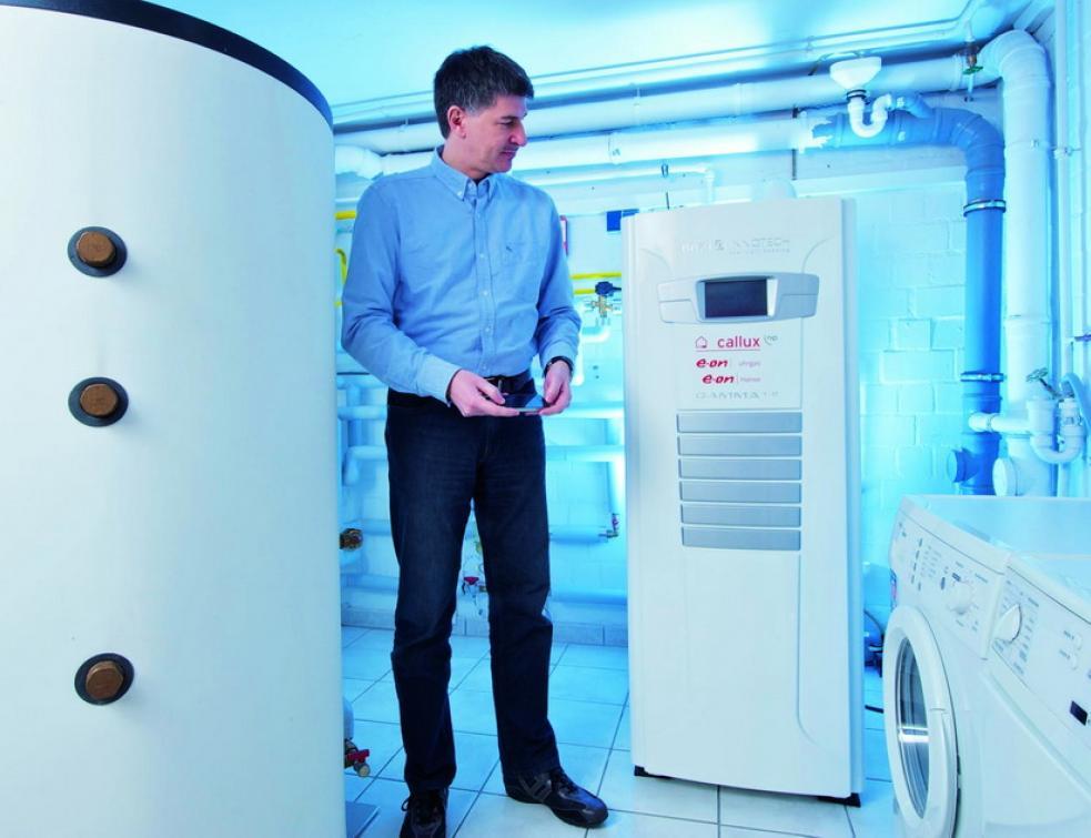 Vers des systèmes tout hydrogène : chaudière + pile à combustible