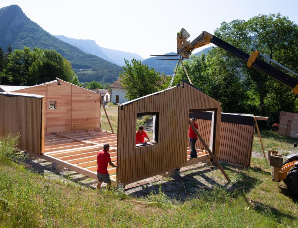 Malgré la crise, les maisons Solaire Box affichent leurs ambitions
