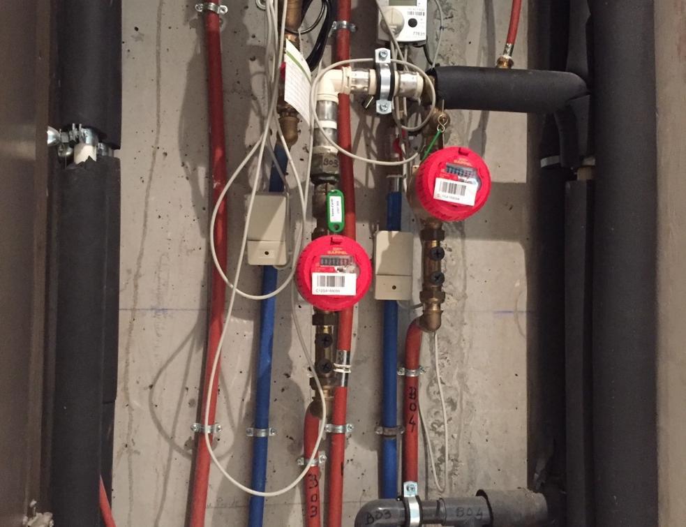DTU 65.9 - Transport de chaleur / froid et d'ECS entre production et bâtiment