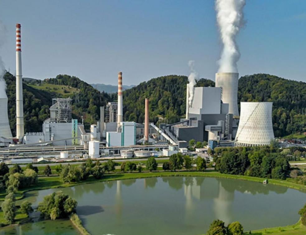 Plainte en Slovénie concernant une centrale livrée par Alstom