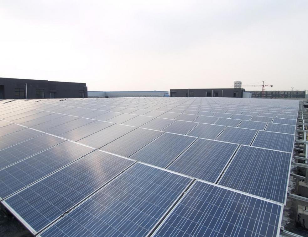Concession de 30 ans à Voltalia pour une centrale photovoltaïque