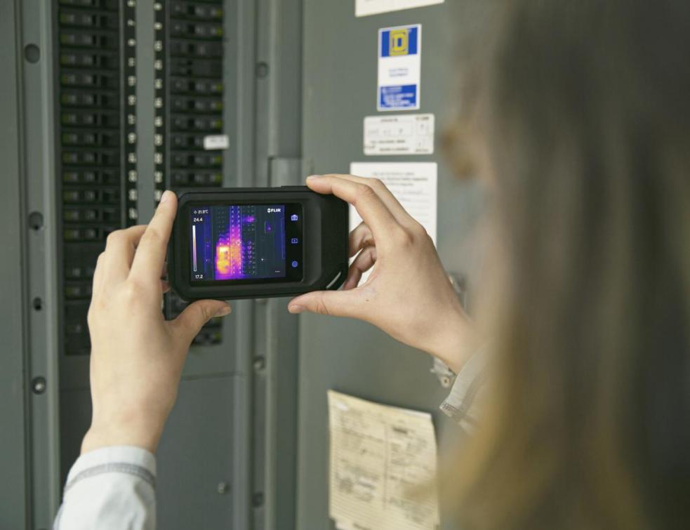 FLIR lance la caméra thermique compacte C5 avec connectivité via le Cloud