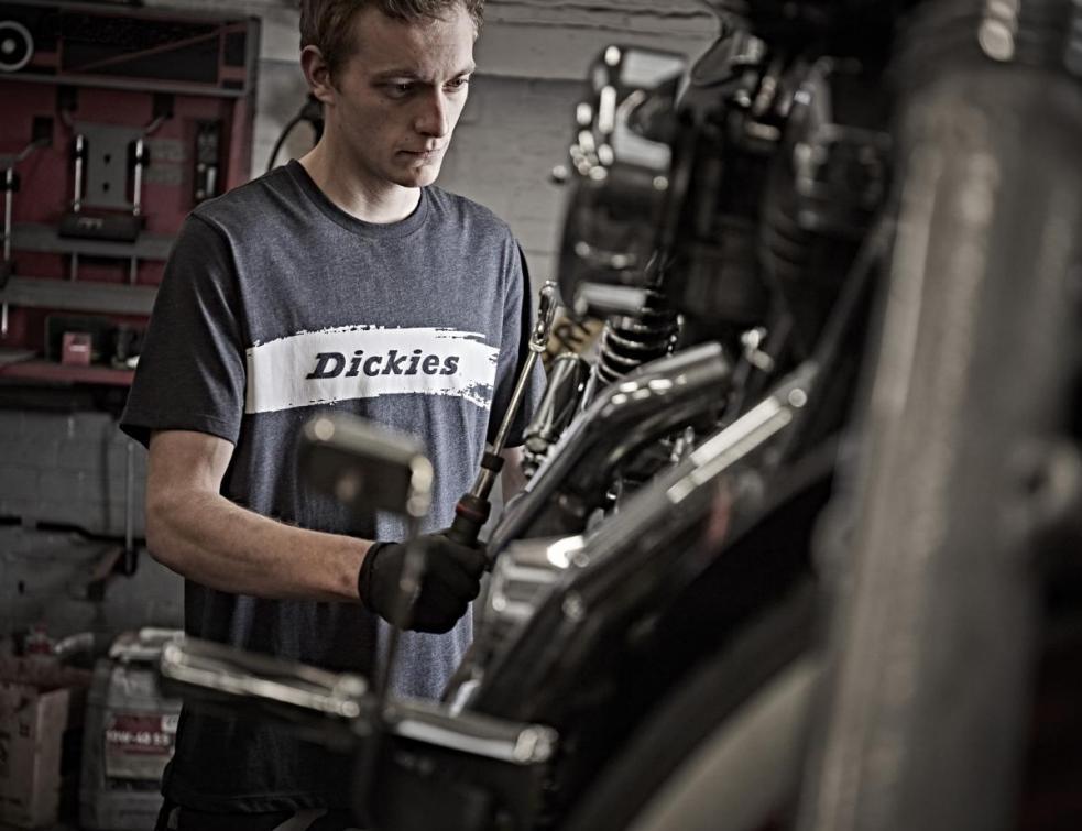 Dickies Workwear présente sa nouvelle gamme Printemps-Eté 2020