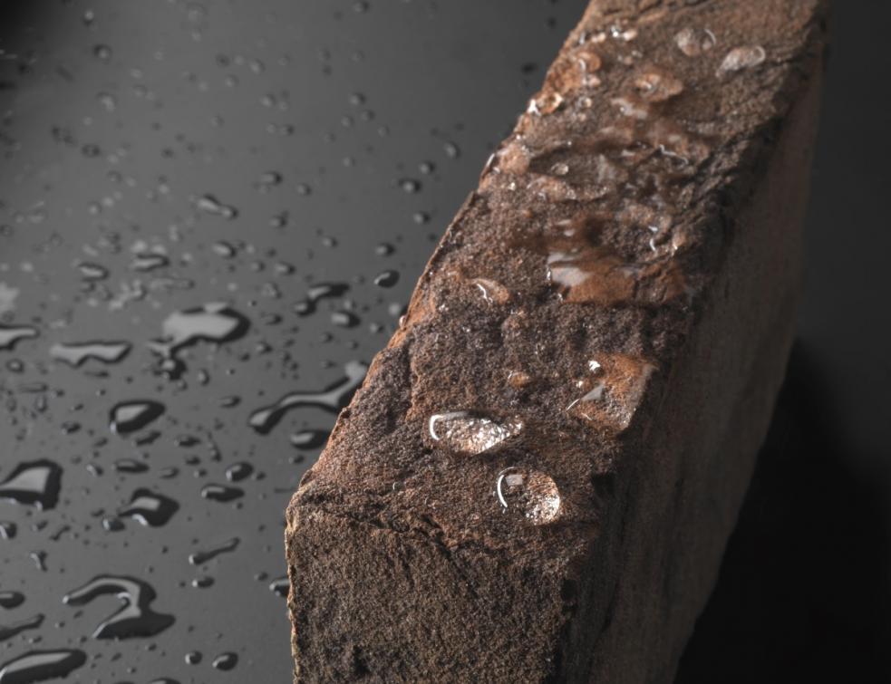 La protection des façades contre les salissures et la gypsification