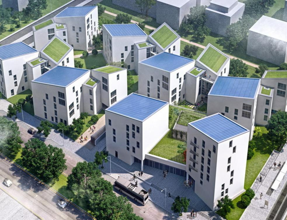 Future Living Berlin, un vrai petit bout de Smart City