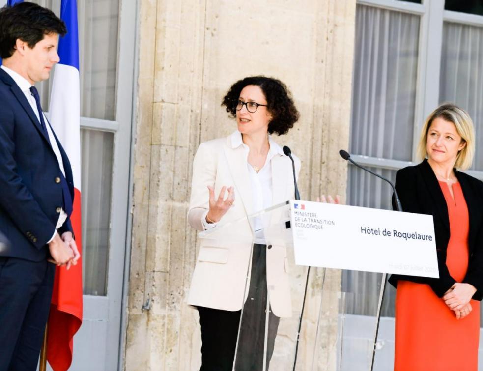 Ministère du Logement : Emmanuelle Wargon et un ministère de tutelle