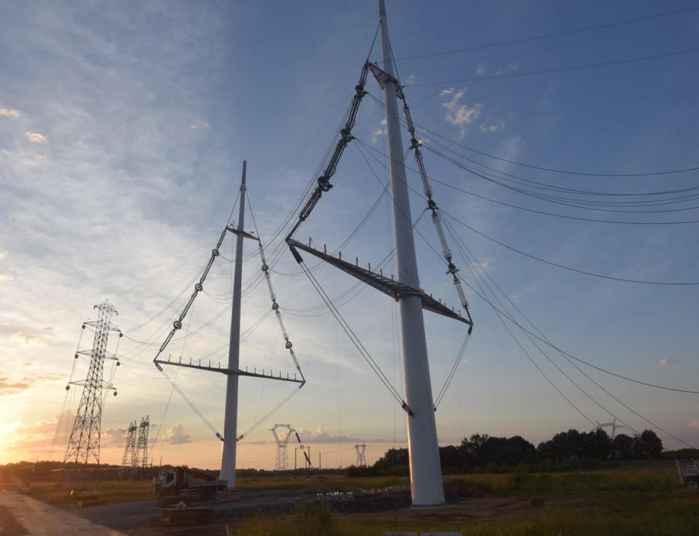 Des pylônes plus esthétiques pour les lignes à très haute tension