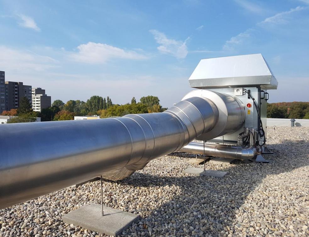 Aereco spécialiste français de la ventilation rachète l'allemand Mack ThermoTechnik