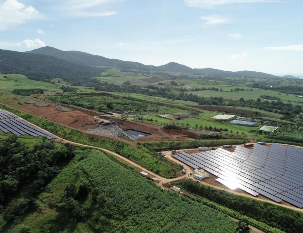 Electricité: le bénéfice net d'Albioma en forte hausse