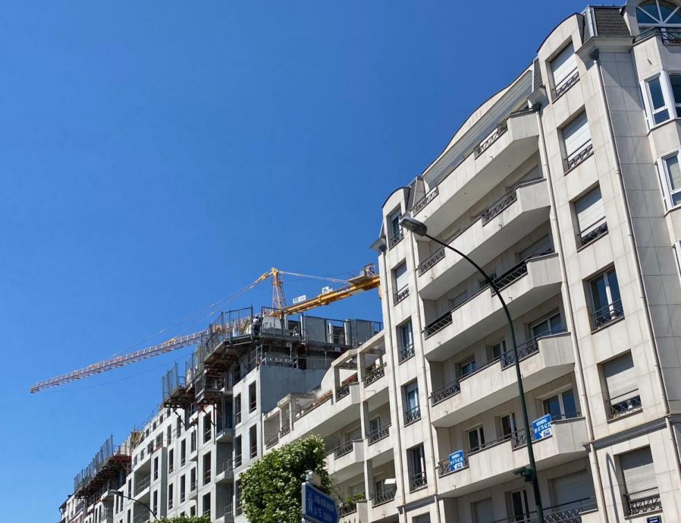 Action Logement et Axa s'associent pour créer des milliers de logements