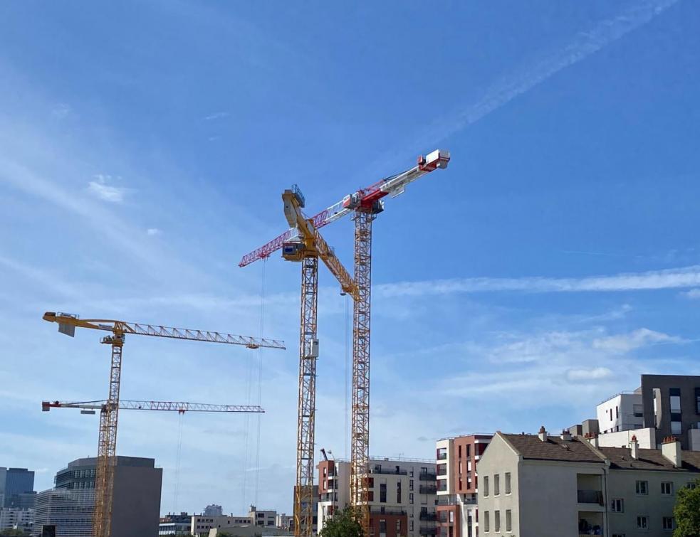 Construction de logements: la situation s'améliore en juillet