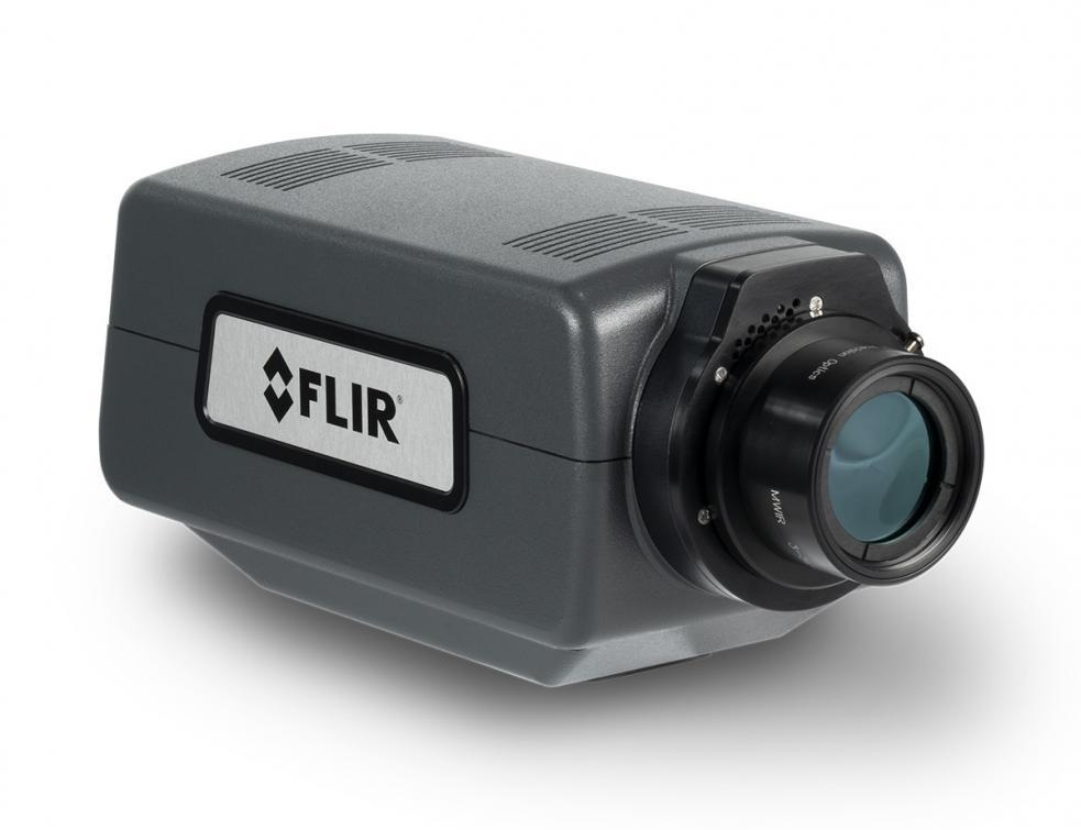 Présentation des caméras thermiques FLIR A6780 MWIR et LWIR