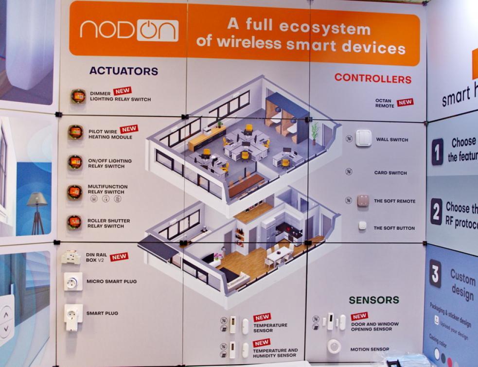 Salon IoT World : en attendant CHIP, ZigBee domine