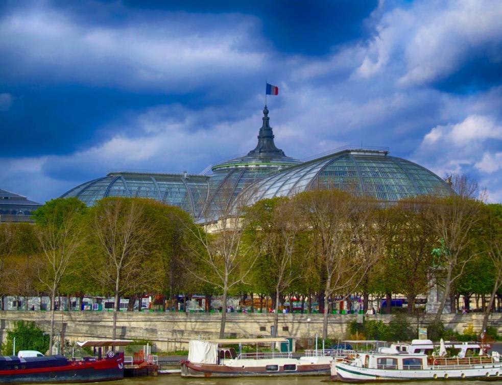 Le projet de restauration du Grand Palais révisé sera