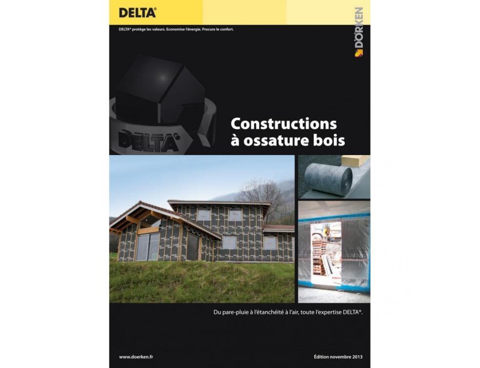 Guide Technique DELTA Constructions à ossature bois